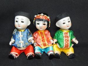 Японские антикварные малыши. Ярмарка Мастеров - ручная работа, handmade.