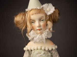 Новая кукла в магазине. Ярмарка Мастеров - ручная работа, handmade.