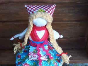 Славянская народная кукла Невестка Свекрови. Ярмарка Мастеров - ручная работа, handmade.