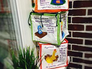 """Шьем развивающую игрушку """"Сказочные кубики"""". Ярмарка Мастеров - ручная работа, handmade."""