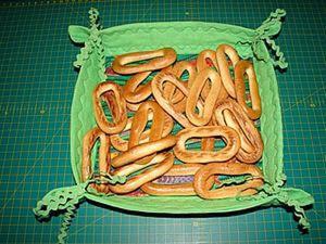 Шьем сухарницу или конфетницу. Ярмарка Мастеров - ручная работа, handmade.