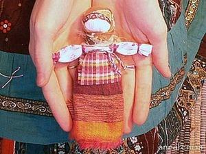 """Делаем куклу """"Девкина Забавка"""". Рукоделие наших предков. Ярмарка Мастеров - ручная работа, handmade."""