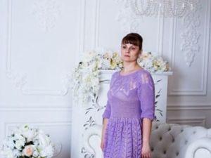 Приятный подарок на Новый год вечернее платье со скидкой!. Ярмарка Мастеров - ручная работа, handmade.
