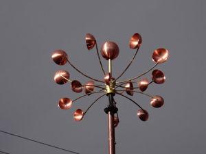 Кинетическая ветряная скульптура. Ярмарка Мастеров - ручная работа, handmade.