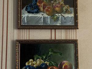 Немного о моих картинах. Ярмарка Мастеров - ручная работа, handmade.