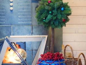 DIY Christmas Tree. Livemaster - handmade