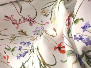 Подборка красивых шелков на лето ;). Ярмарка Мастеров - ручная работа, handmade.