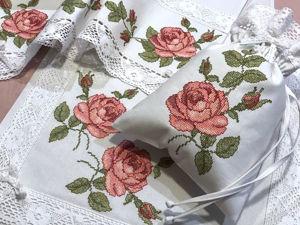 Подарочные комплекты  «Бутоны роз». Ярмарка Мастеров - ручная работа, handmade.