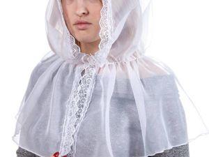 Ниспадающий платок. Ярмарка Мастеров - ручная работа, handmade.