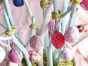 Создание пасхального дерева. Ярмарка Мастеров - ручная работа, handmade.