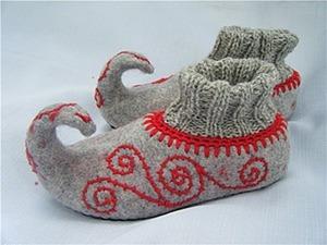 Как я валяю тапочки. Пособие для начинающих От и До. Ярмарка Мастеров - ручная работа, handmade.