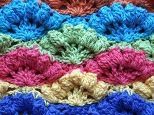 Схема простого и красивого узора для вязания пледа. Ярмарка Мастеров - ручная работа, handmade.