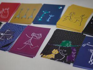 Нужны ли авторские открытки на ярмарке?. Ярмарка Мастеров - ручная работа, handmade.
