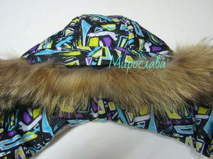 Как пришить съёмную опушку из натурального меха на капюшон куртки. Часть 2. Ярмарка Мастеров - ручная работа, handmade.