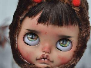 Хабиба. New Doll. Custom Blythe. Ярмарка Мастеров - ручная работа, handmade.