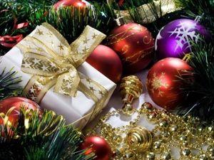 С наступающим,Новым годом!Волшебного,праздничного настроения!. Ярмарка Мастеров - ручная работа, handmade.