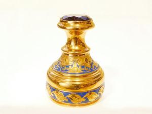 Оснастка с эмалью  «Узорная» . Златоуст z1574. Ярмарка Мастеров - ручная работа, handmade.