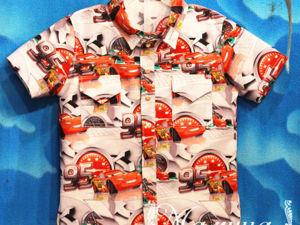 Мастер-класс по пошиву детской рубашки. Как это делаю я. Ярмарка Мастеров - ручная работа, handmade.