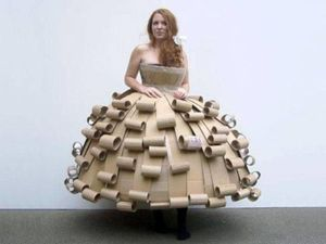 Креативные идеи творчества: неординарные модели нарядов. Ярмарка Мастеров - ручная работа, handmade.