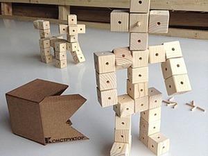 Как делается первый конструктор. Ярмарка Мастеров - ручная работа, handmade.