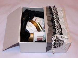 МК - подарочная коробка. Ярмарка Мастеров - ручная работа, handmade.