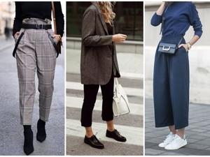 Как правильно сочетать брюки с осенней обувью: примеры и антипримеры. Ярмарка Мастеров - ручная работа, handmade.