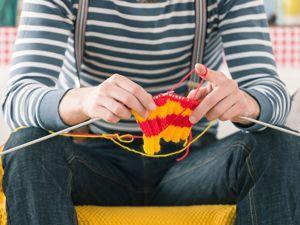 Вязание — мужское занятие. Ярмарка Мастеров - ручная работа, handmade.