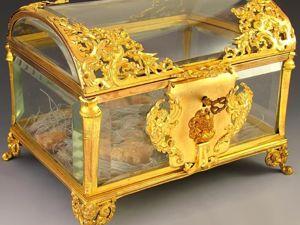 Анонс аукциона  «Шкатулки, коробочки...»  и набор мастеров. Ярмарка Мастеров - ручная работа, handmade.