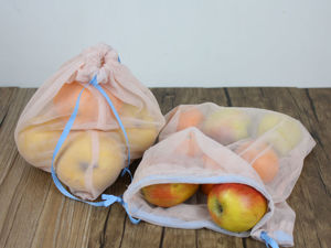 How To Sew Eco Bag For Vegetables & Fruit. Livemaster - handmade