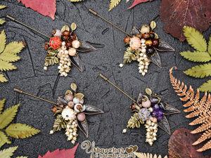 Последняя хризантема. Ярмарка Мастеров - ручная работа, handmade.