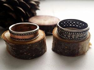 Как узнать и измерить какой диаметр и размер кольца вам нужен. Ярмарка Мастеров - ручная работа, handmade.