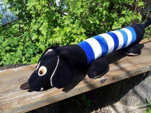 Рыбачка Соня гуляет в майском саду. Ярмарка Мастеров - ручная работа, handmade.