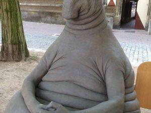 Ждун, или История одного памятника. Ярмарка Мастеров - ручная работа, handmade.