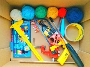 Мои инструменты. Ярмарка Мастеров - ручная работа, handmade.