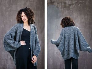 Fall Fashion: Lots of Ideas for Knitting. Livemaster - handmade
