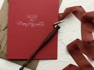 Конкурс  «Письмо от Деда Мороза на Главной». Ярмарка Мастеров - ручная работа, handmade.