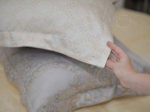 Скидки до 30% на постельное белье из тенселя и сатина LUX!. Ярмарка Мастеров - ручная работа, handmade.