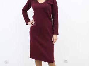 Аукцион на стильное платье. Старт 2500 руб. Ярмарка Мастеров - ручная работа, handmade.