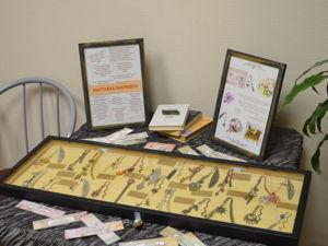 Выставка закладок в библиотеке. Ярмарка Мастеров - ручная работа, handmade.