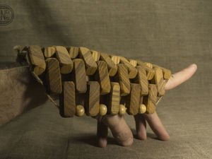 Подставка гибкая, по форме руки. Ярмарка Мастеров - ручная работа, handmade.
