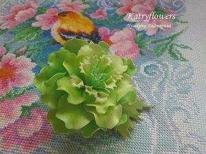Создаем цветок-украшение «Цахейла». Ярмарка Мастеров - ручная работа, handmade.