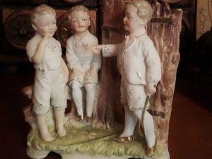 Статуэтки детей от Gebruder Heubach. Ярмарка Мастеров - ручная работа, handmade.