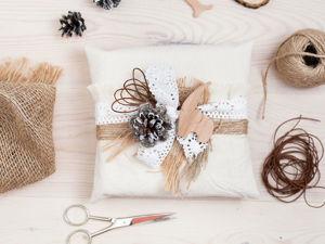 Assembling a Homemade Gift Hygge Pack. Livemaster - hecho a mano - handmade.