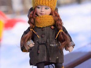 Кукла Алиска. Ярмарка Мастеров - ручная работа, handmade.