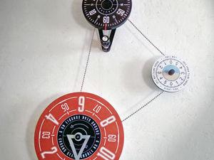 Часы в интерьере: Наполняя временем пространство. Ярмарка Мастеров - ручная работа, handmade.