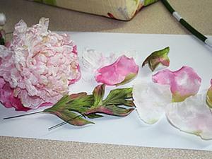 Шелковые цветы. Как и из чего я их делаю.. Ярмарка Мастеров - ручная работа, handmade.