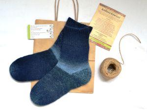 Акция 2 пары носков — бесплатная доставка!. Ярмарка Мастеров - ручная работа, handmade.