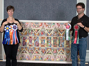 Самая большая в мире вышитая крестиком картина.. Ярмарка Мастеров - ручная работа, handmade.