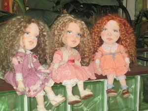 Три сестрицы. Ярмарка Мастеров - ручная работа, handmade.