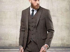 7 правил стиля элегантных мужчин. Ярмарка Мастеров - ручная работа, handmade.
